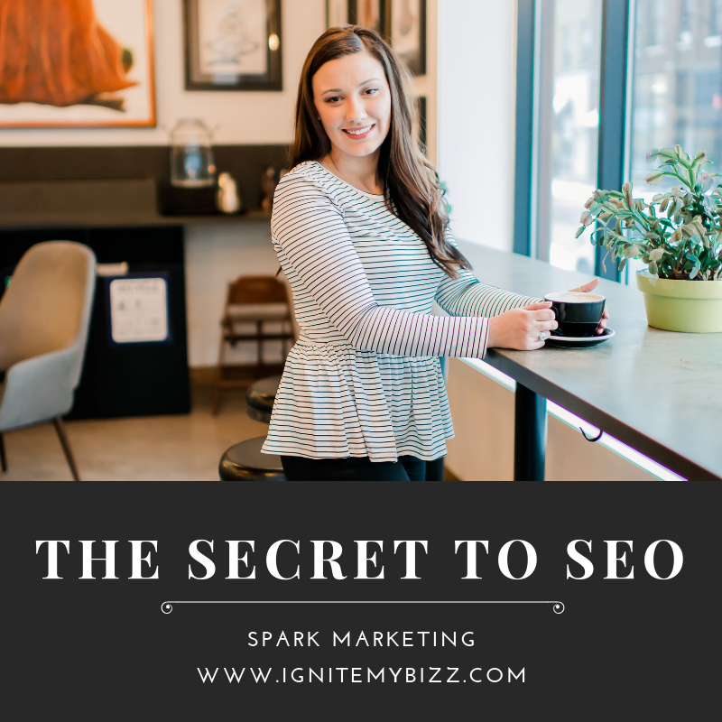 The Secret to SEO
